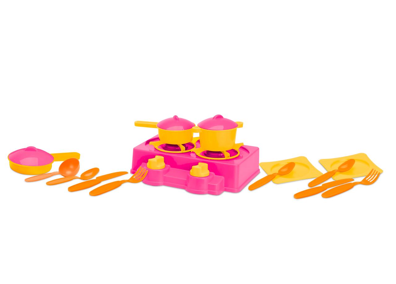 Conjunto Cozinha Happy House Kitchen Show - Samba Toys