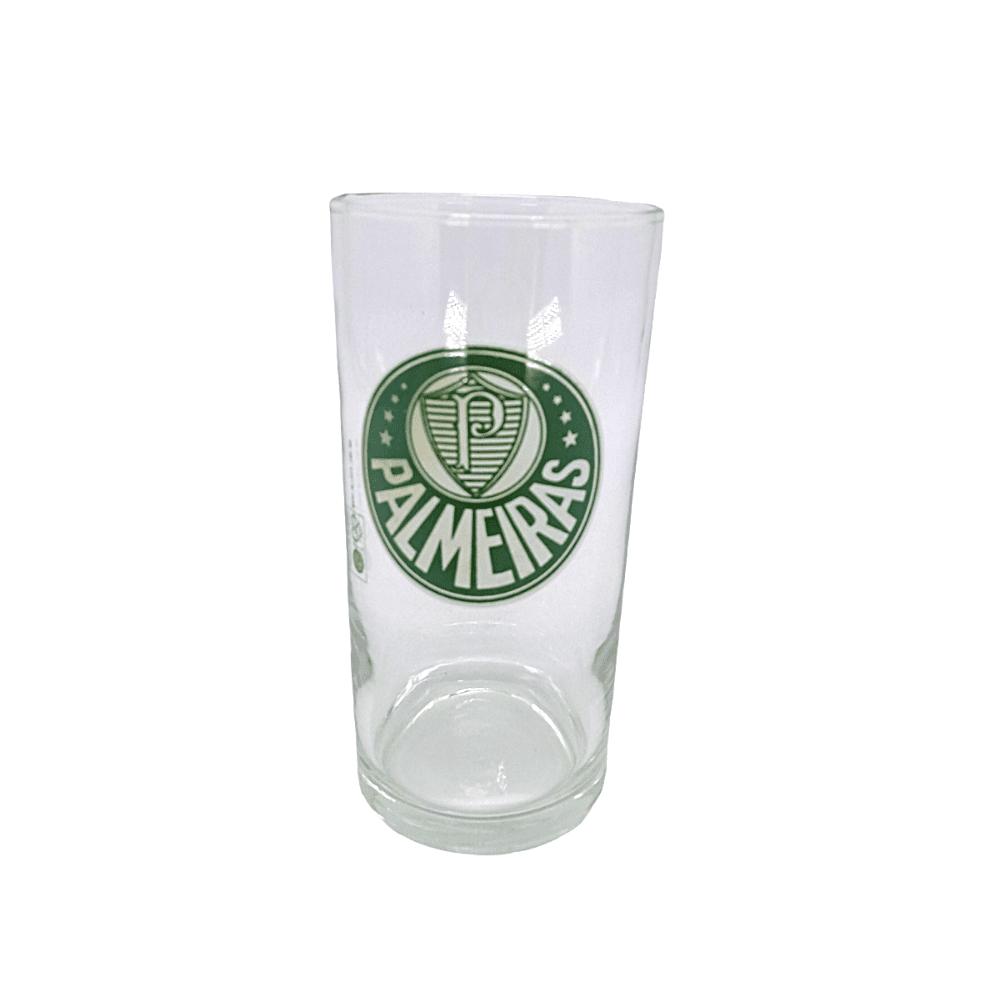 Copo de Vidro Time Palmeiras Long Drink Futebol