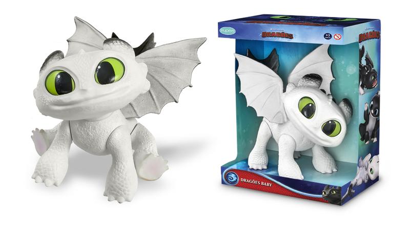 Dawn-dragões Baby - Dreamworks Como Treinar O Seu Dragão