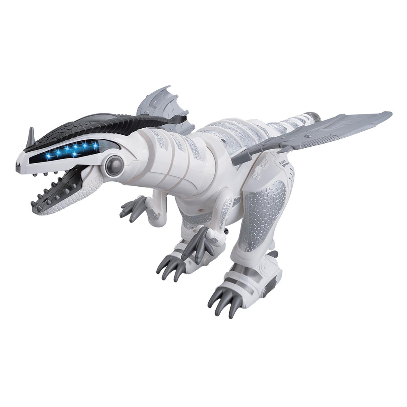 Dino Mega Rex com controle remoto - DM