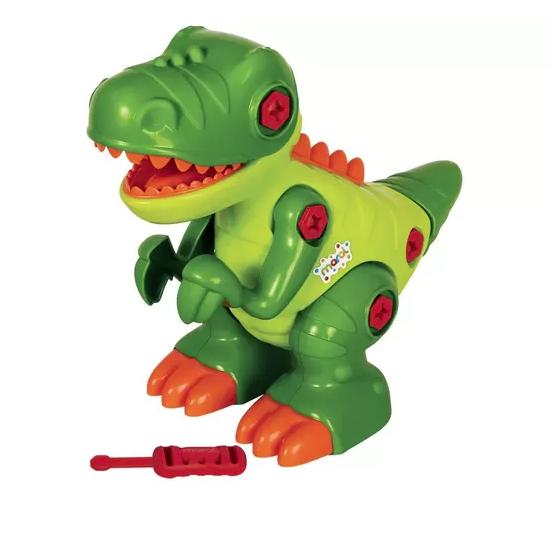 Dinossauro de Brinquedo Emite Som T-Rex - Maral