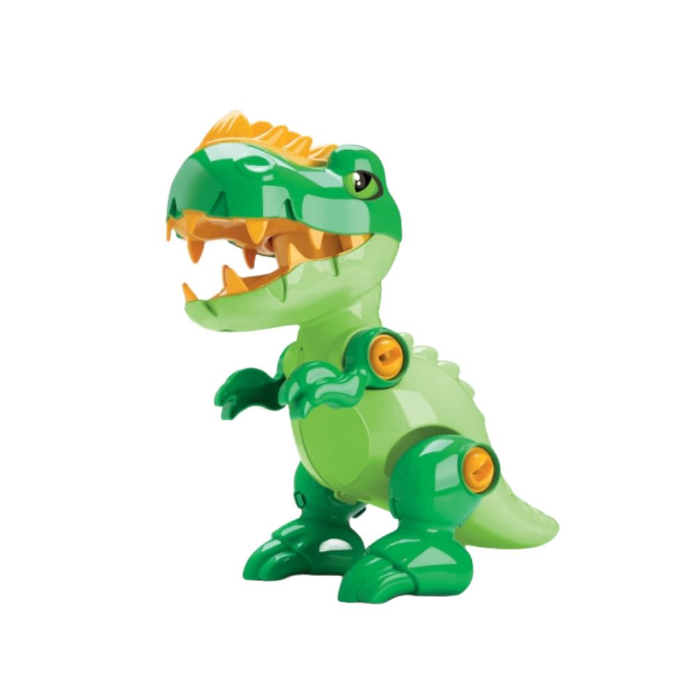 Dinossauro Toy Rex Desmontável Brinquedo Educativo - Samba Toys