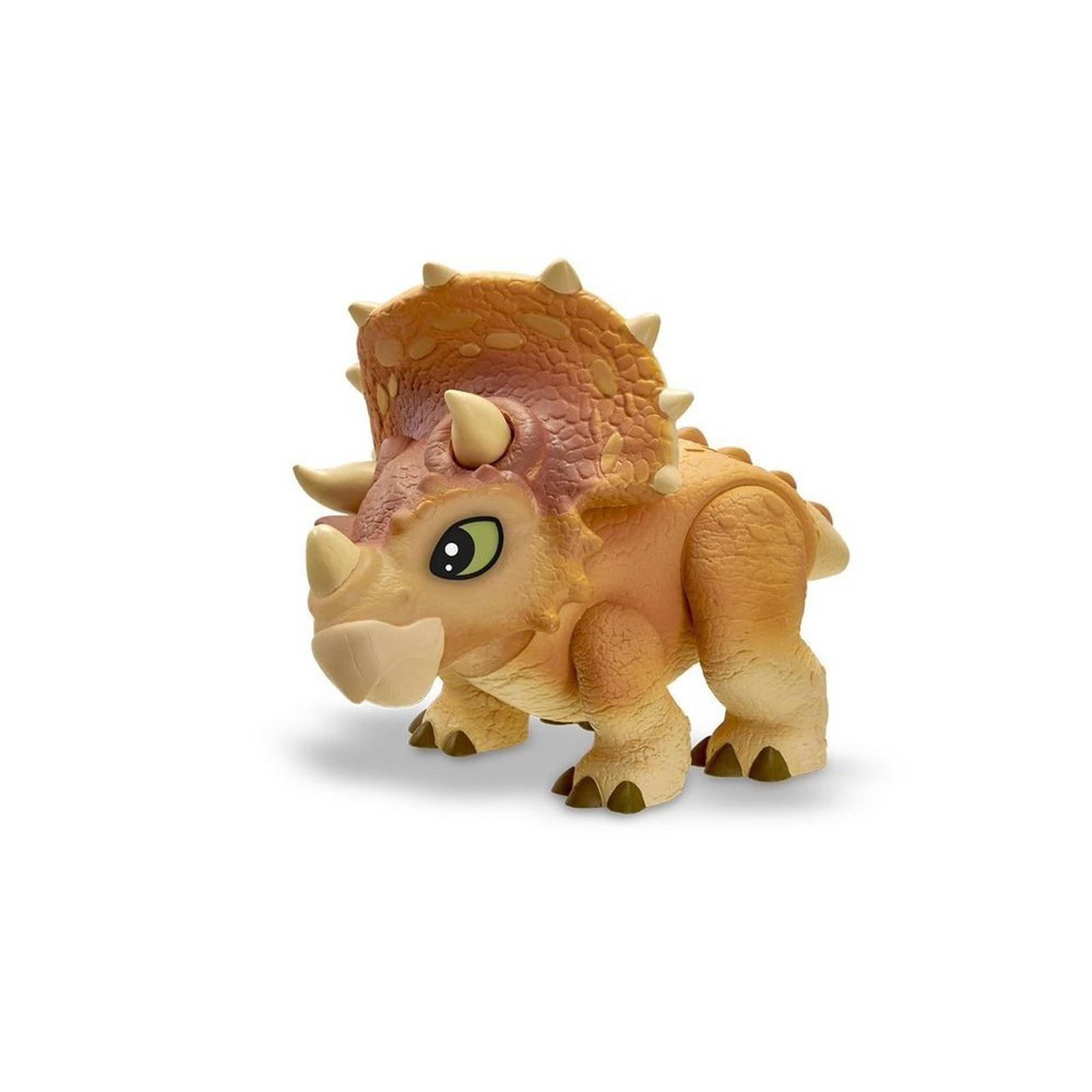 Dinossauro Triceratops - Pupee