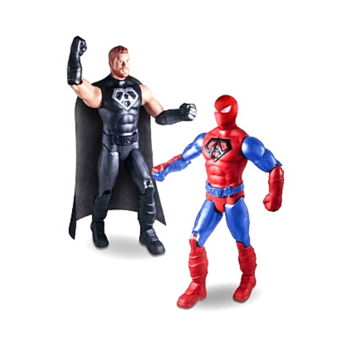 Duelo de Super Heróis Avante Soldier X Thunder