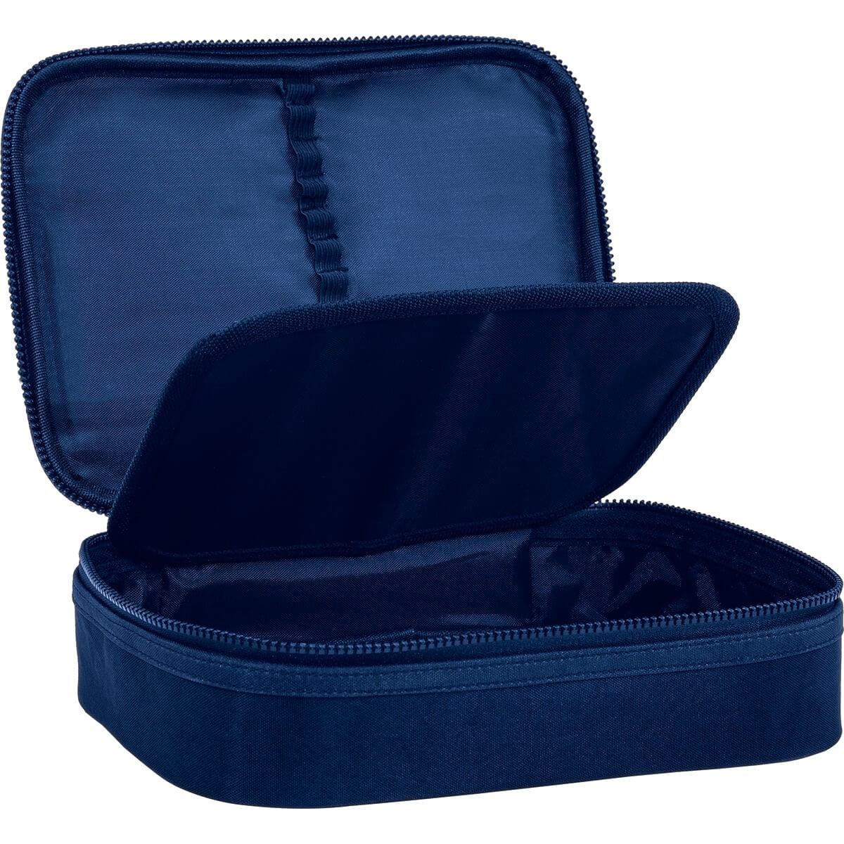 Estojo Box Academie Azul - Tilibra