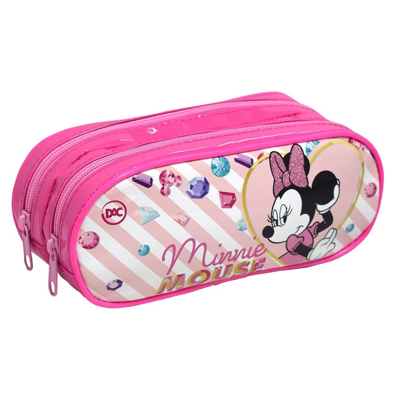 Estojo Duplo Minnie Mouse Teen DAC