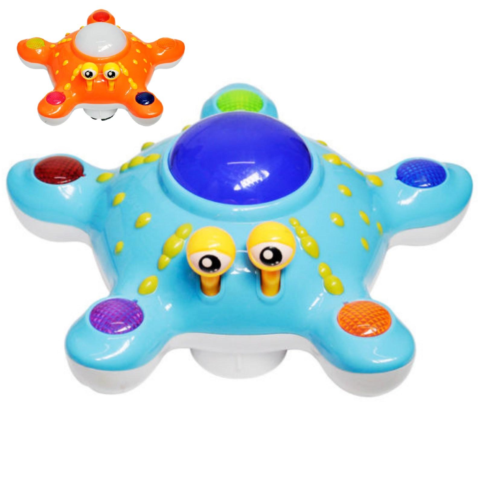 Brinquedos de Bebe Estrela Lala Bate e Volta - DM
