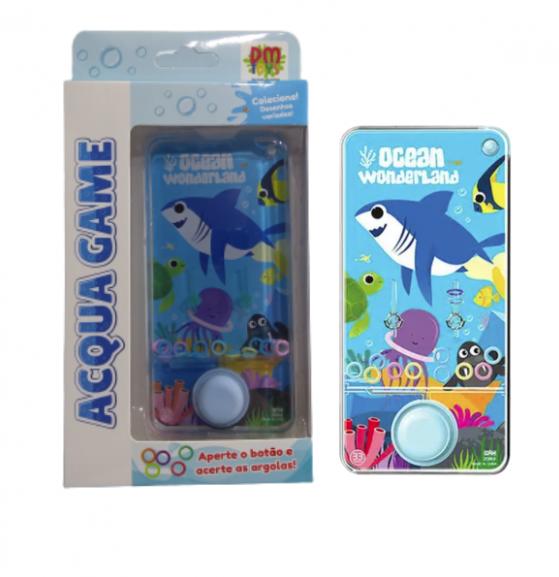 Jogo Acqua Game Com Argolas Colecionável Sortido - Brinquedo - Dm Toys