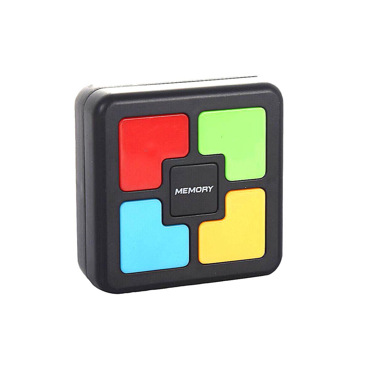 Jogo da Memória Tipo Genius Colorido Eletrônico