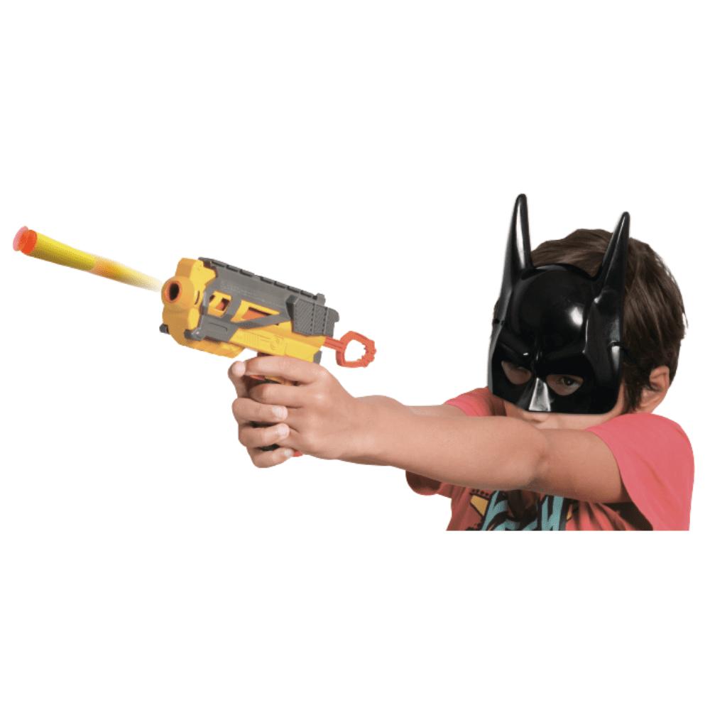 Lançador de Dardos Com Máscara Batman- Rosita