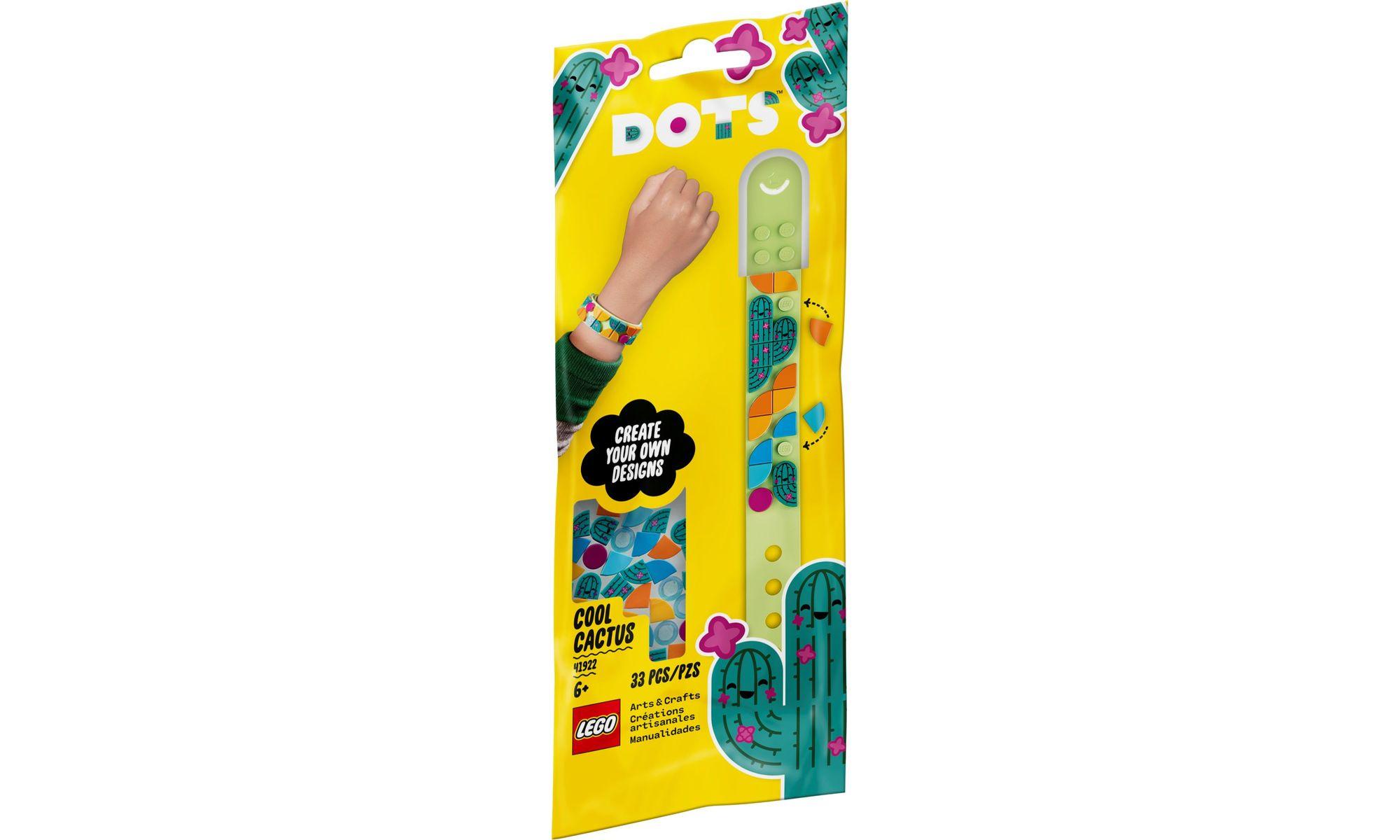 LEGO DOTs - Bracelete Cacto Legal