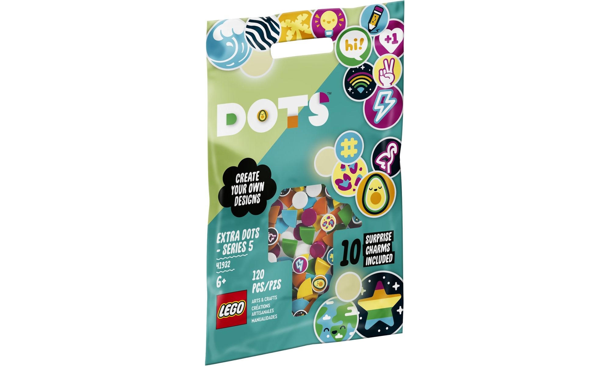 LEGO DOTS - DOTS Extra - Serie 5