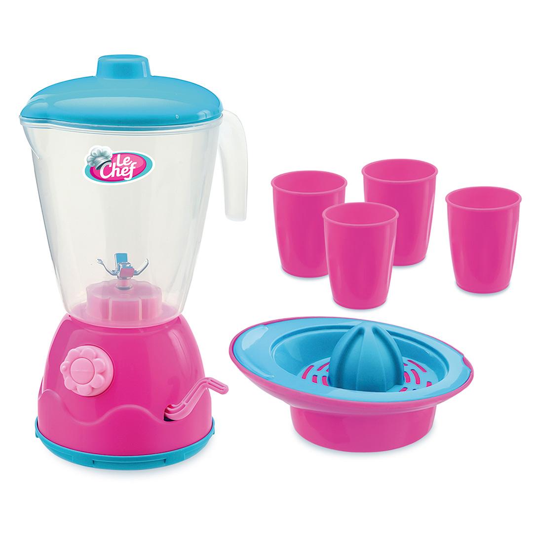 Liquidificador Brinquedo Infantil Le Chef Cozinha Usual
