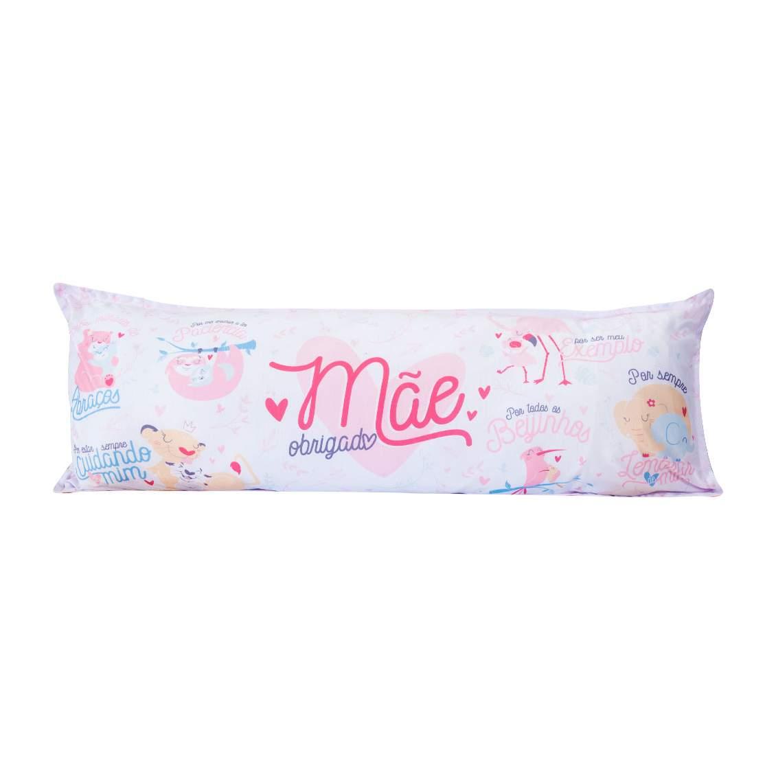 Mega Fronha Obrigado Mae - Uatt