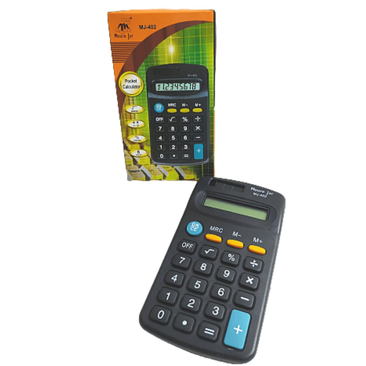 Calculadora Portátil Mini Eletrônica 8 dígitos mj402