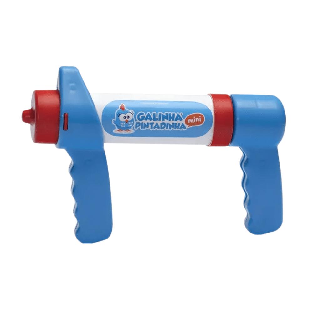 Mini Lança Água Galinha Pintadinha 19cm - Rosita