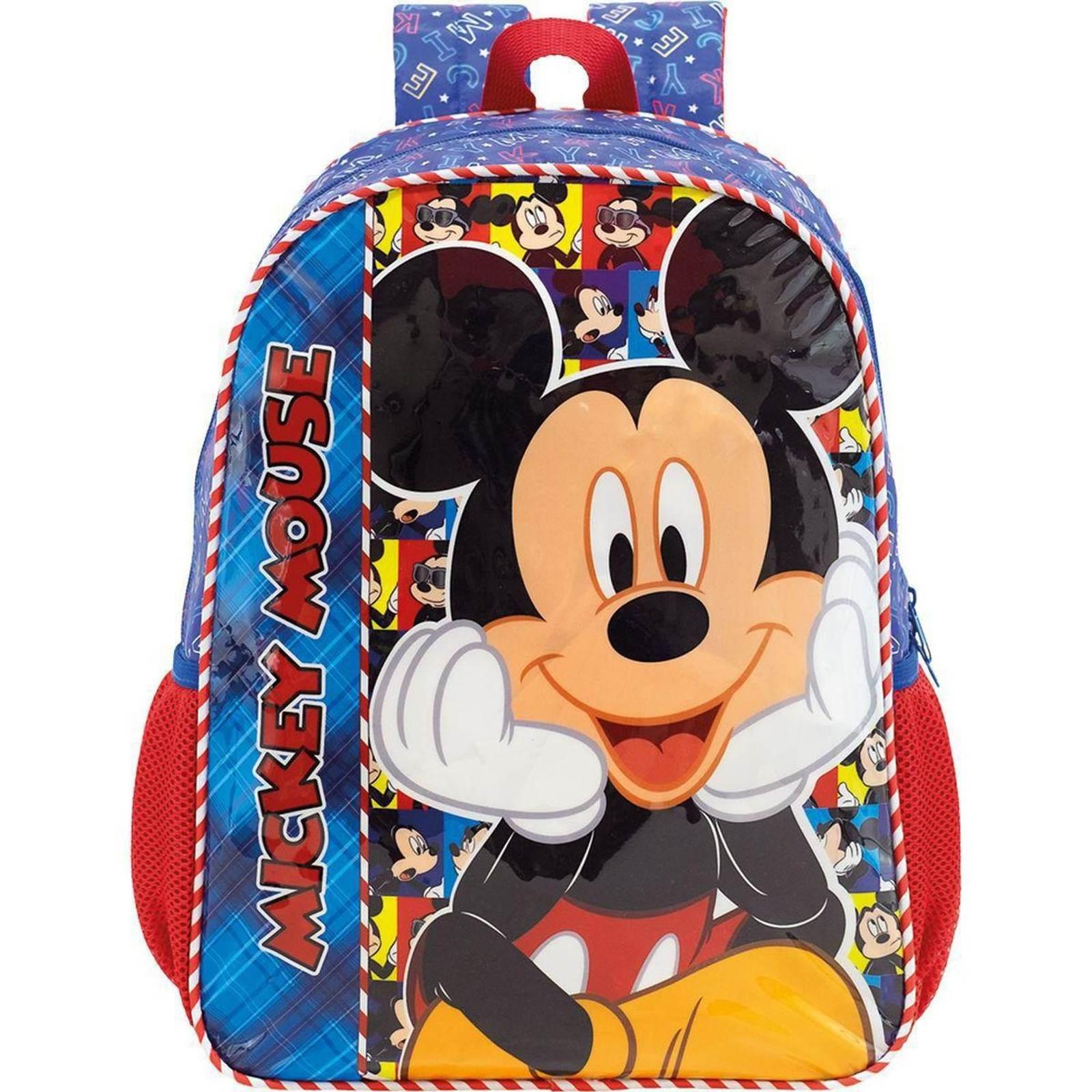 Mochila Costas Mickey Mouse Selfie Xeryus 8952