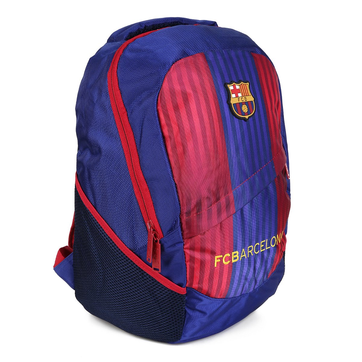 Mochila de Costas FC Barcelona Xeryus Sports Azul e Vermelha