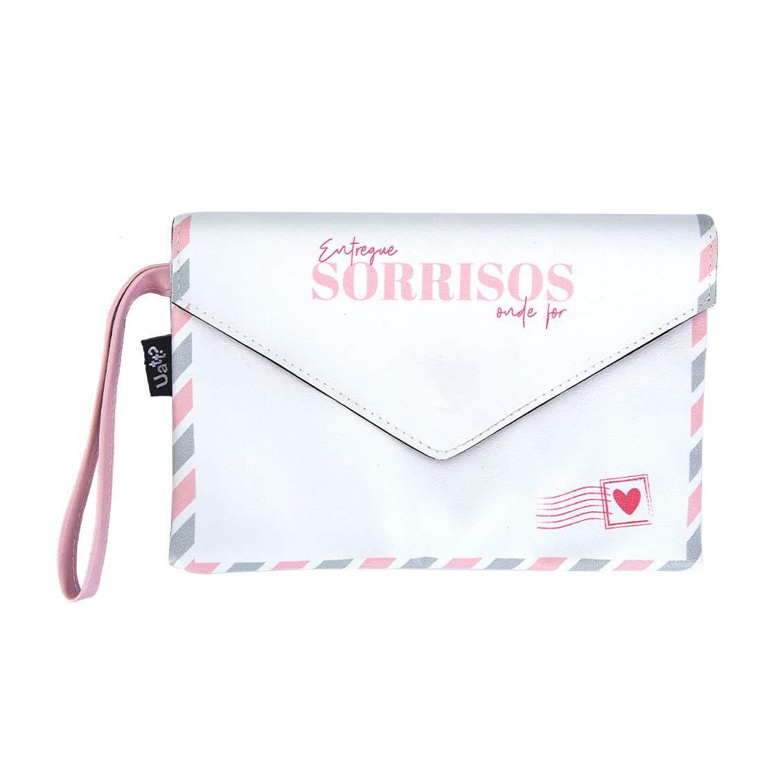 Necessaire Postal Cartas para Si - Uatt
