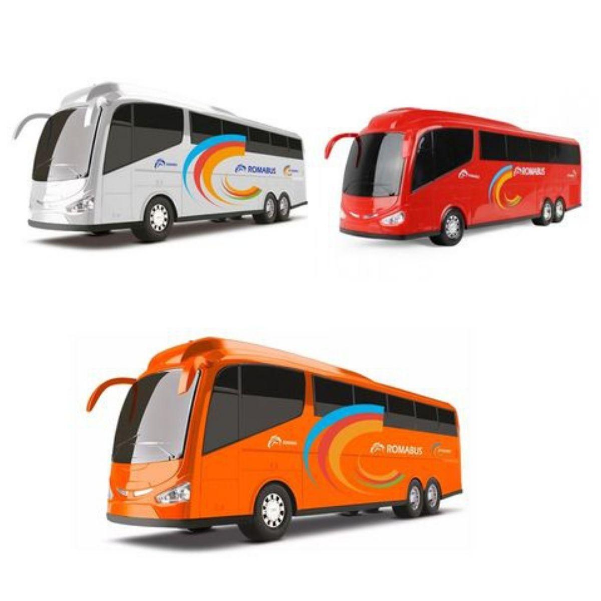 Ônibus de brinquedo Bus Executive de Plástico