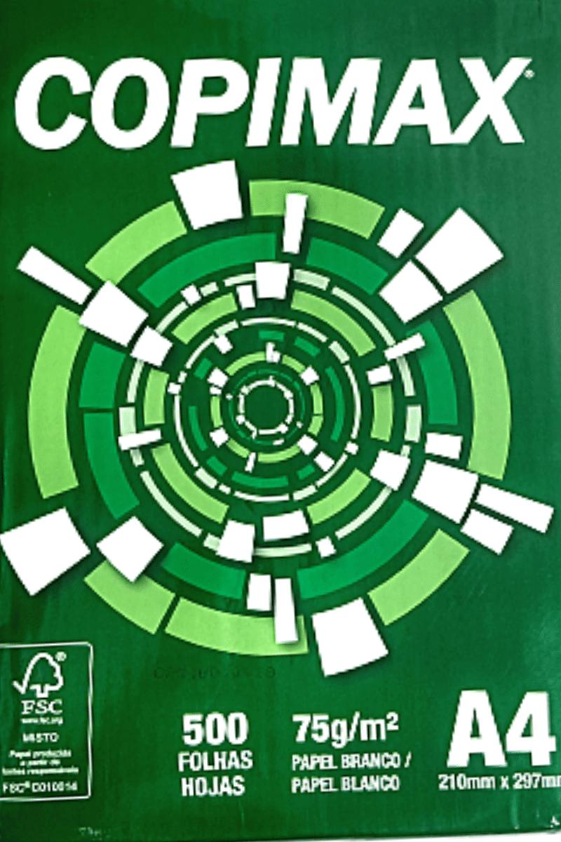 Papel Sulfite CopiMax A4 c/ 500 folhas