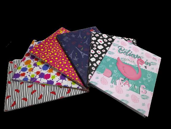 Pasta Catalogo Capa Dura Trendy 50 envelopes