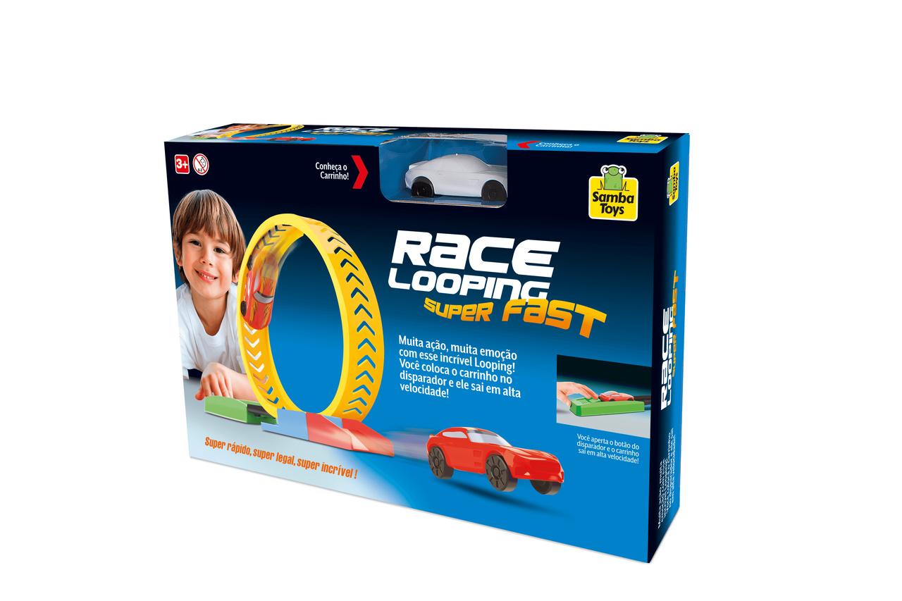 Pista Race Looping Super Fast Samba Toys  Ref.: 0375