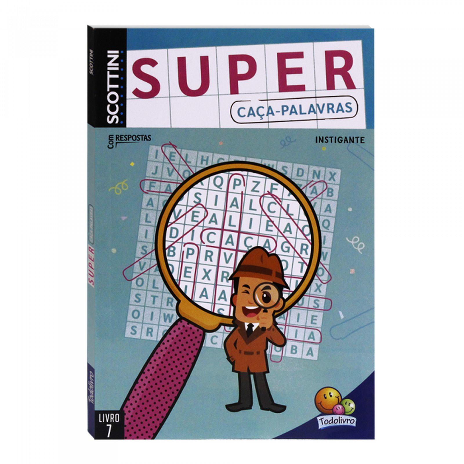 Scottini Super Caça Palavras VOL. 7