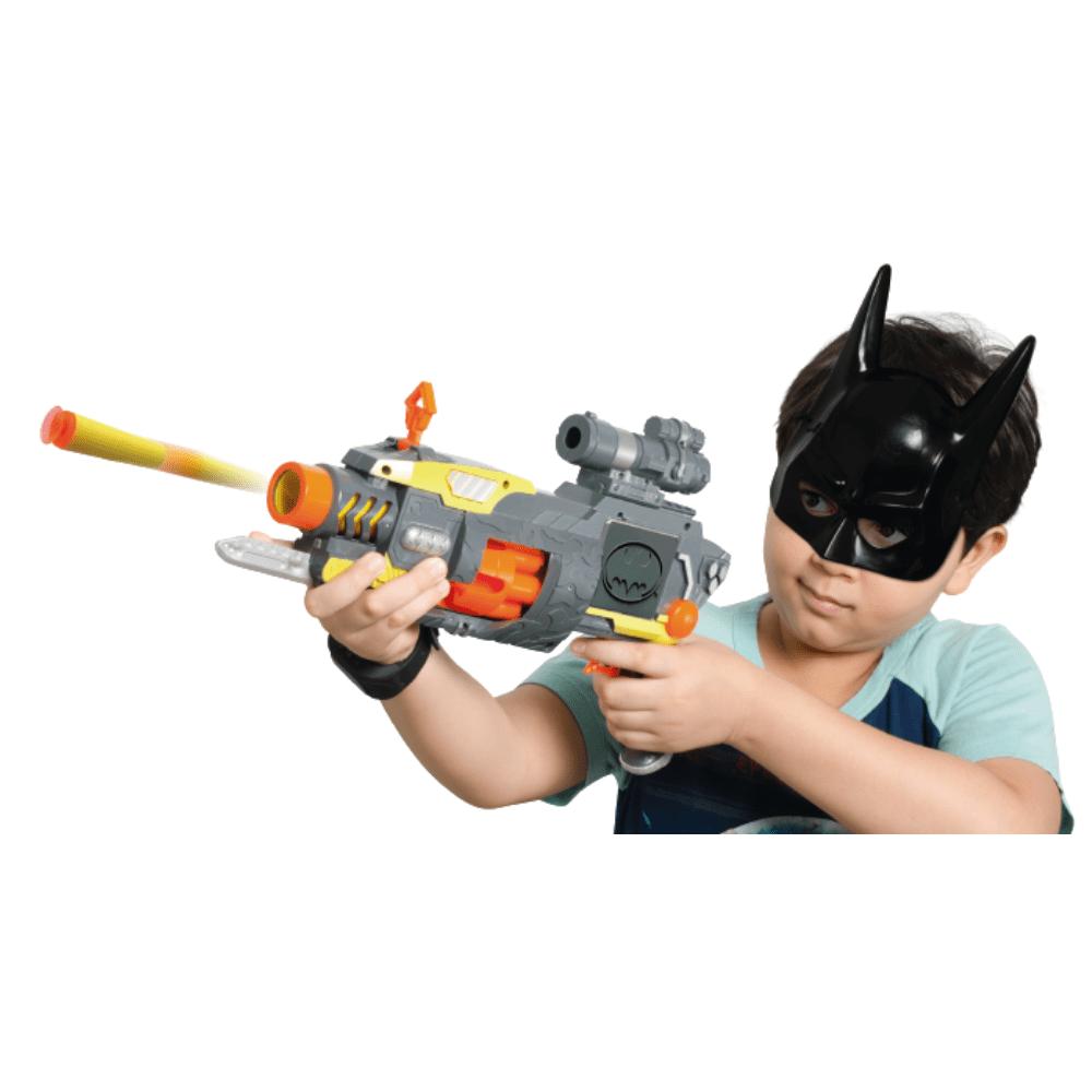 Super Lança Dardos e Máscara Batman - Rosita