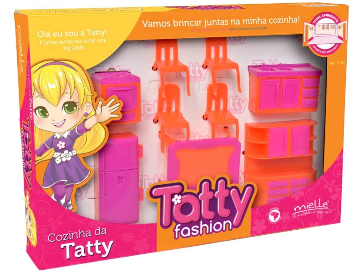 Tatty Fashion - mini cozinha - Mielle