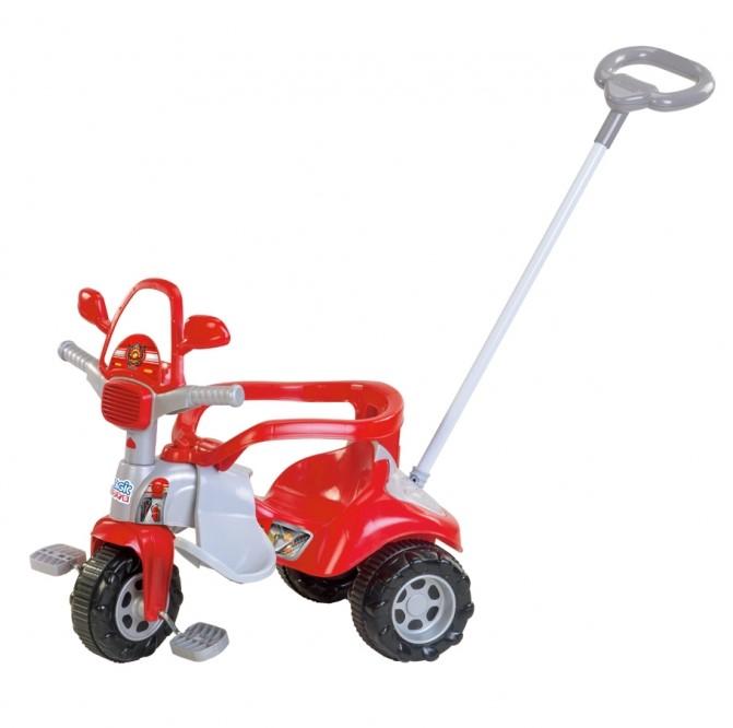 Tico-Tico Zoom Bombeiro c/Capacete - Magic Toys  - Tem Tem Digital