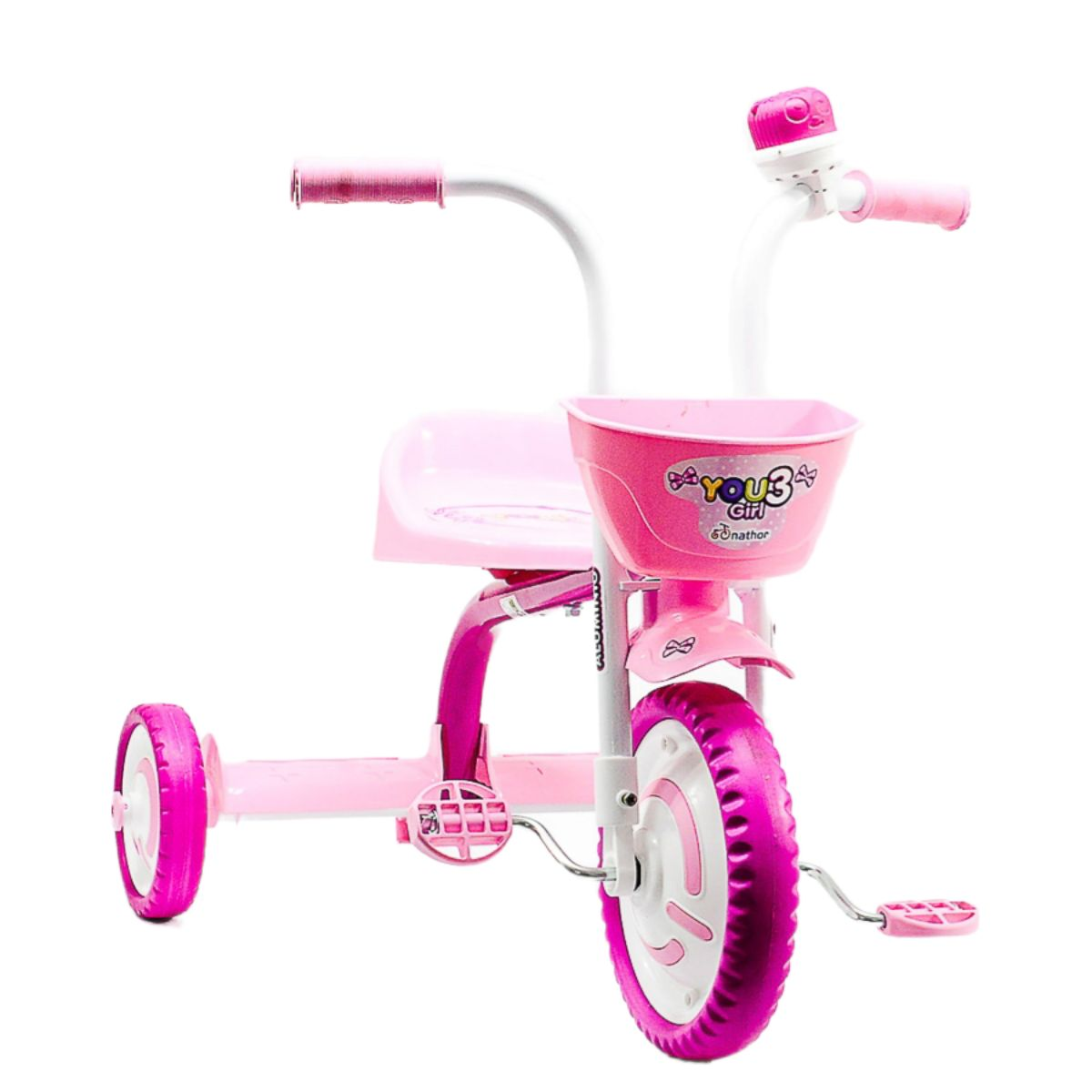 Triciclo You 3 Girl Rosa