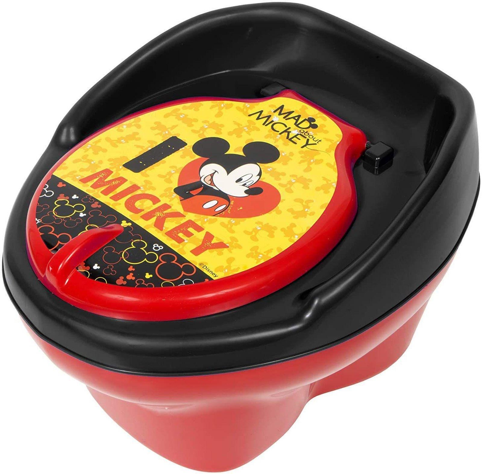 Troninho Mickey Disney Infantil Meninos Penico - Styll Baby