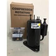 COMPRESSOR ROTATIVO ELGIN 9.000 BTU/H 220V R22