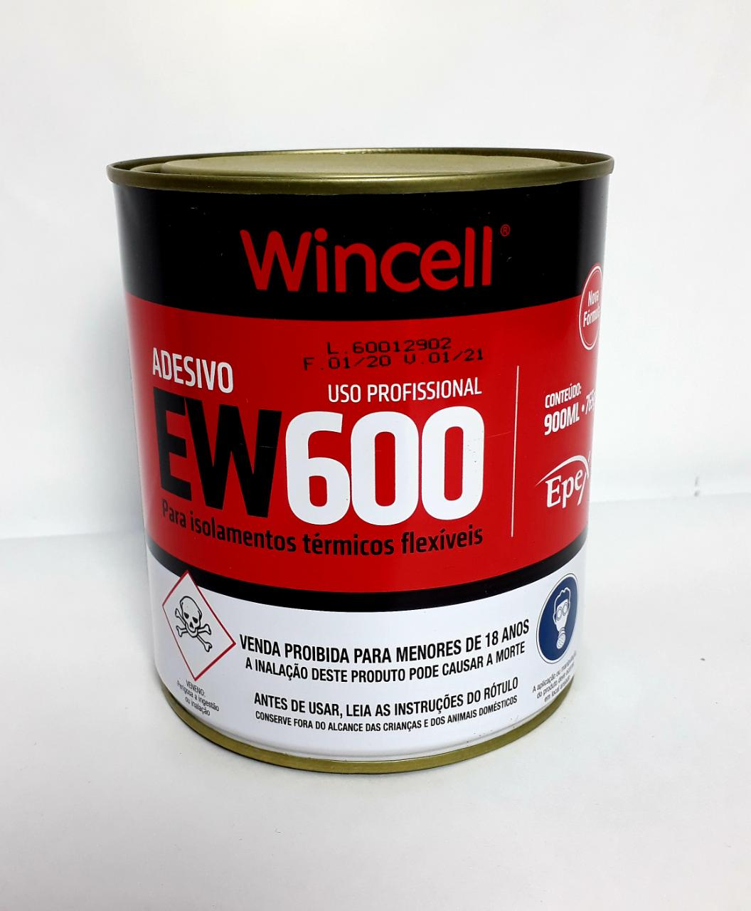 COLA ADESIVO EW600 900ML