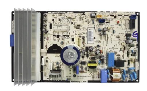 PLACA CONDENSADORA INVERTER LG USUQ122BSZ2 - EBR75260010 / EAX64407801 / EAN54399201