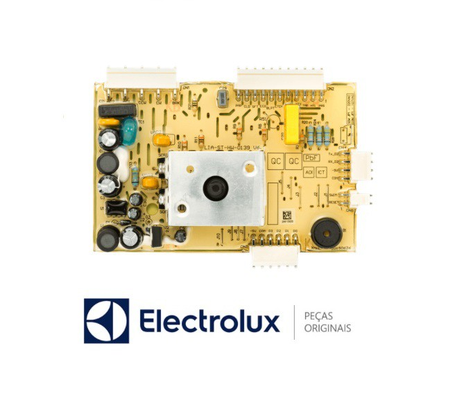 PLACA POTÊNCIA LAVADORA LTD15 ELECTROLUX BIVOLT