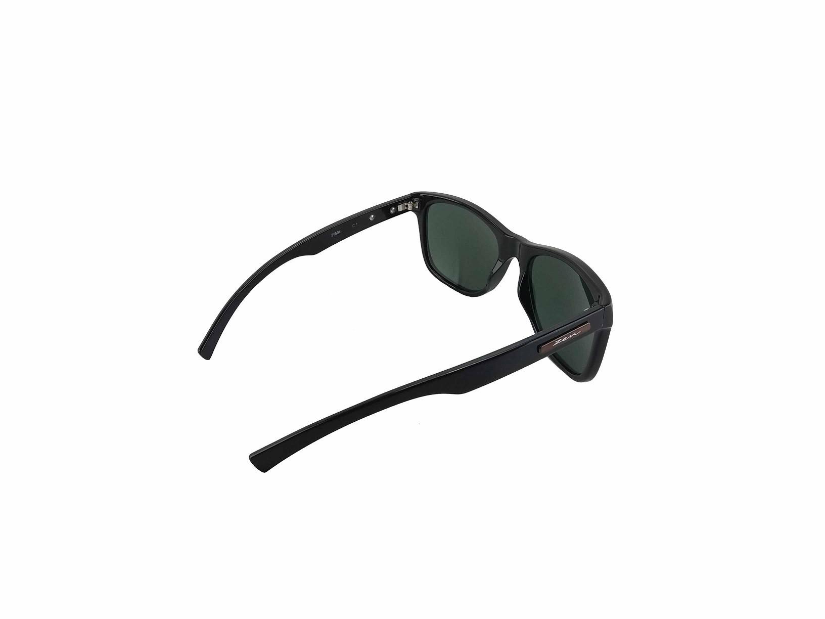 Óculos De Sol Preto Zen