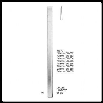 Cinzel Lambote 24cm (Osteótomo)