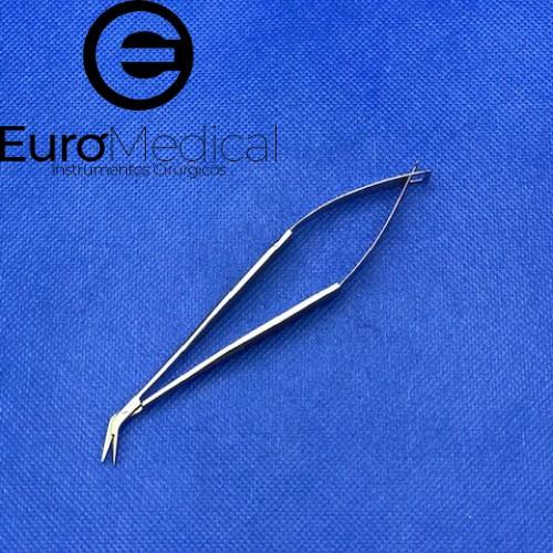 Tesoura Castroviejo ponta romba 12cm  - Veterinária