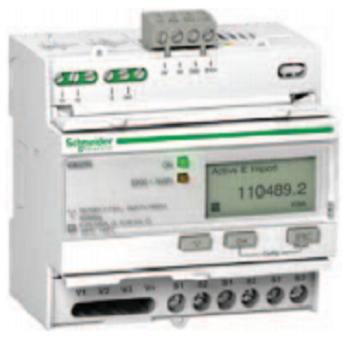 Medidor Inteligente Smart Meter SolarView Polifásico 1ª Geração com 3 TCs Fechados de 1000A + Licença SV Web