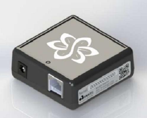 Medidor Inteligente Smart Meter SolarView Polifásico 1ª Geração com 3 TCs Abertos de 200A + Licença SV Web