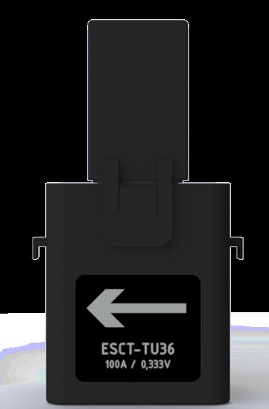 Transformador de Corrente com Núcleo Aberto - 100A/0,333V