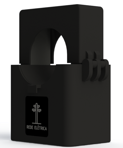 Transformador de Corrente com Núcleo Aberto - 400A/0,333V