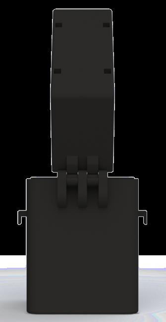 Transformador de Corrente com Núcleo Aberto - 600A/0,333V