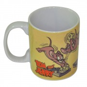 Caneca HBTom And Jerry Playing In A Mousetrap 300ml