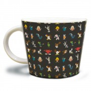 Caneca Porcelana Jumbo Looney All Characters Fd  320ml