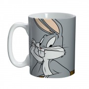 Caneca Porcelana Mini Pernalonga, Bugs Bunny 300ml
