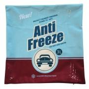 Capa Almofada Poliéster Loft Anti Freeze Fd Azul 45cmx45cm