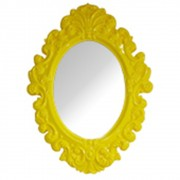 Espelho Oval Big Princess  68cmx50cmx3cm
